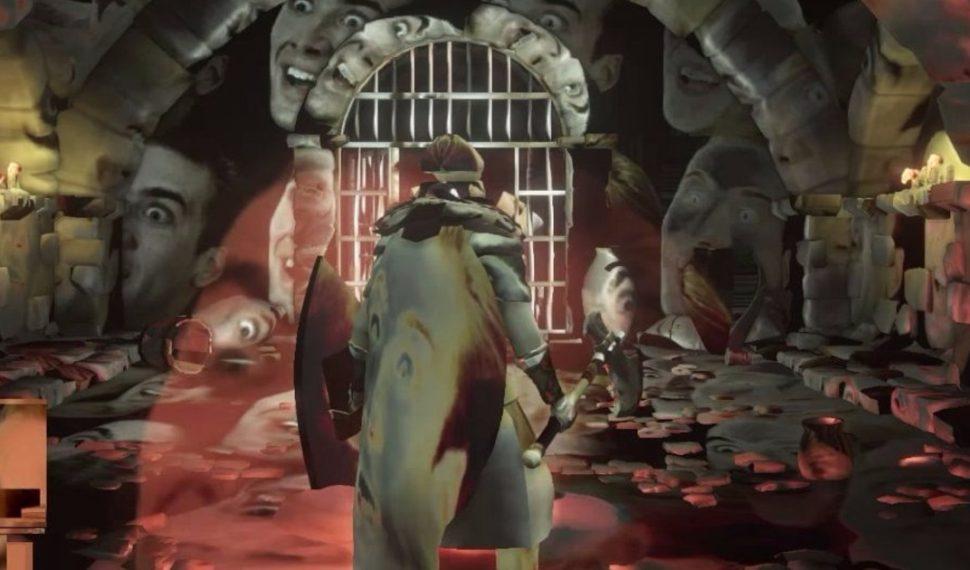 Un usuario de YouTube reemplaza todas las texturas de Dark Souls 3 por Nicholas Cage