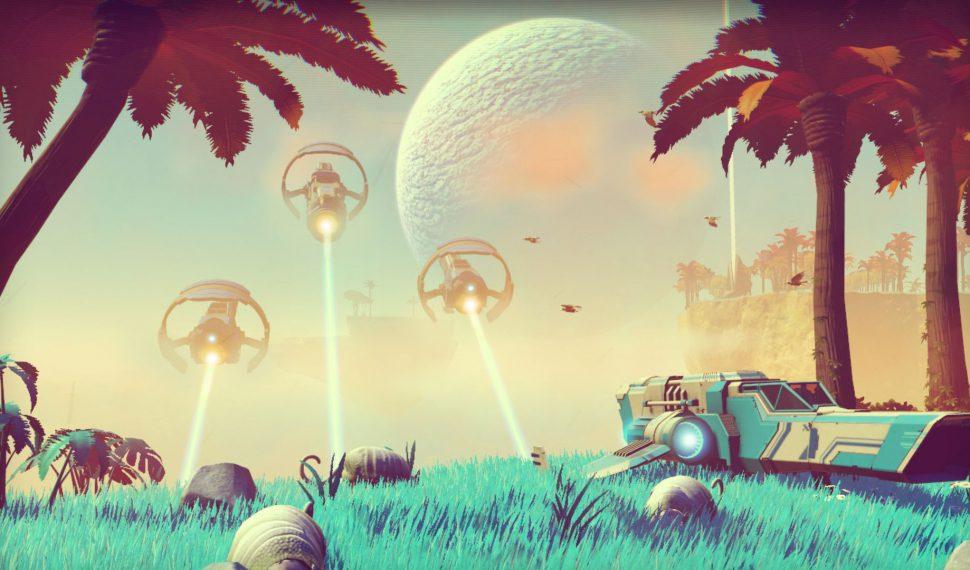 Un usuario de Reddit ha llegado al centro del universo de No Man´s Sky en 30 horas