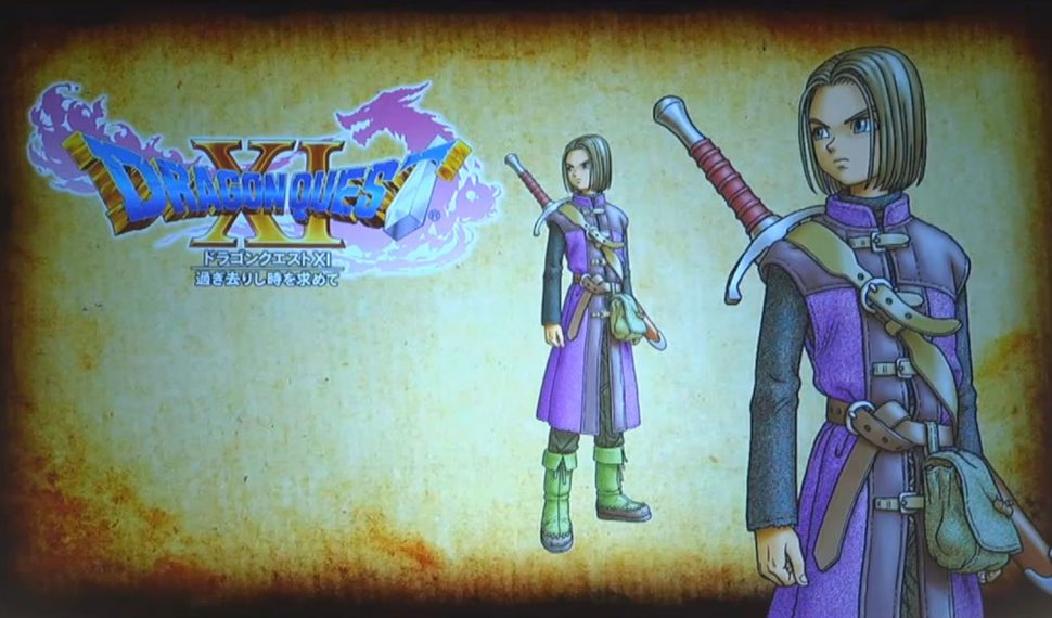 También se podrá jugar a Dragon Quest XI en Nintendo NX