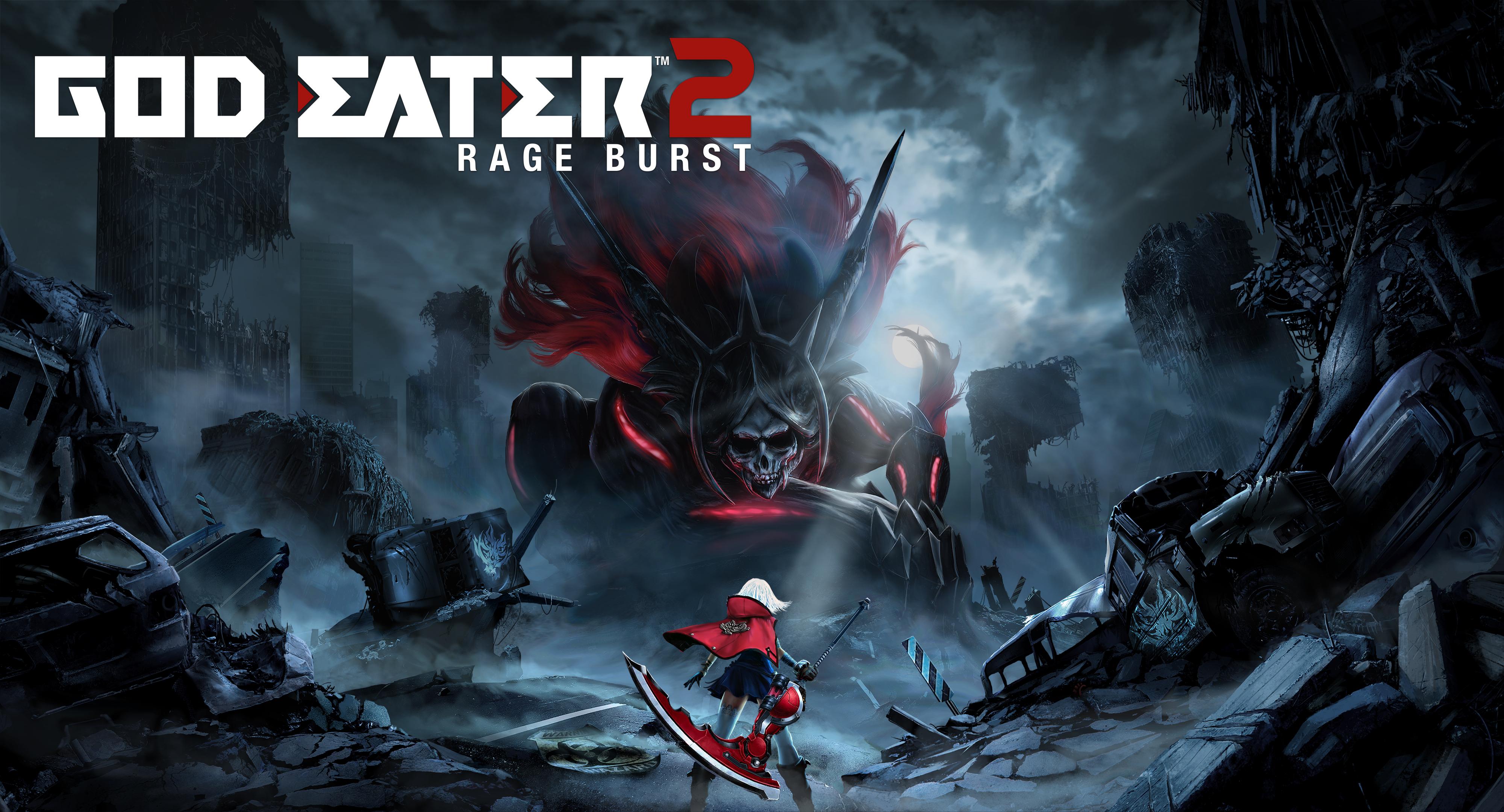Resultado de imagem para God Eater 2: Rage Burst