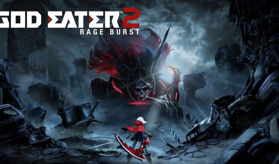 GOD EATER 2 Rage Burst ya a la venta