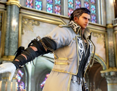 Tekken 7 incorpora a Lee Chaolan a la plantilla