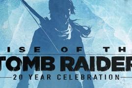 Rise of the Tomb Raider: 20 Year Celebration desvela su contenido
