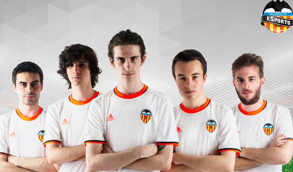 El equipo de LOL del Valencia CF eSports se estrena en División de Honor contra Giants