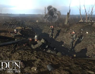 Tráiler de Verdun, otro shooter ambientando en la Gran Guerra