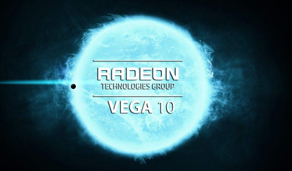 Las tarjetas gráficas AMD VEGA 10 llegarían en octubre