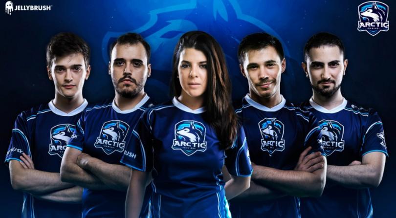 equipo Arctic Gaming