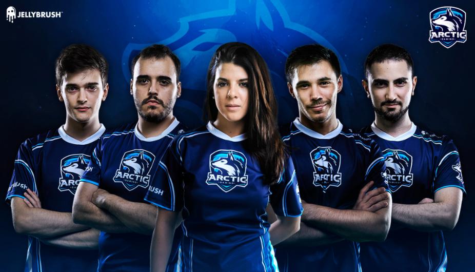 Arctic Gaming – el nuevo Club Profesional de eSports presenta a su equipo de CS:GO