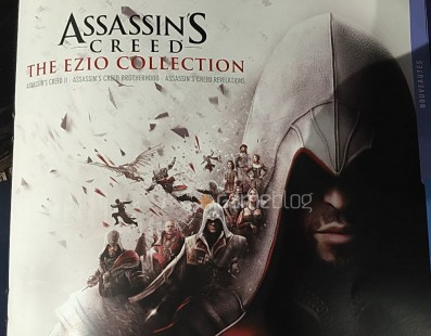 Assassin's Creed: The Ezio Collection se confirma