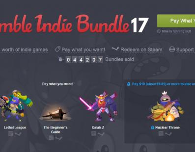 El nuevo Humble Bundle se llena de juegos indies