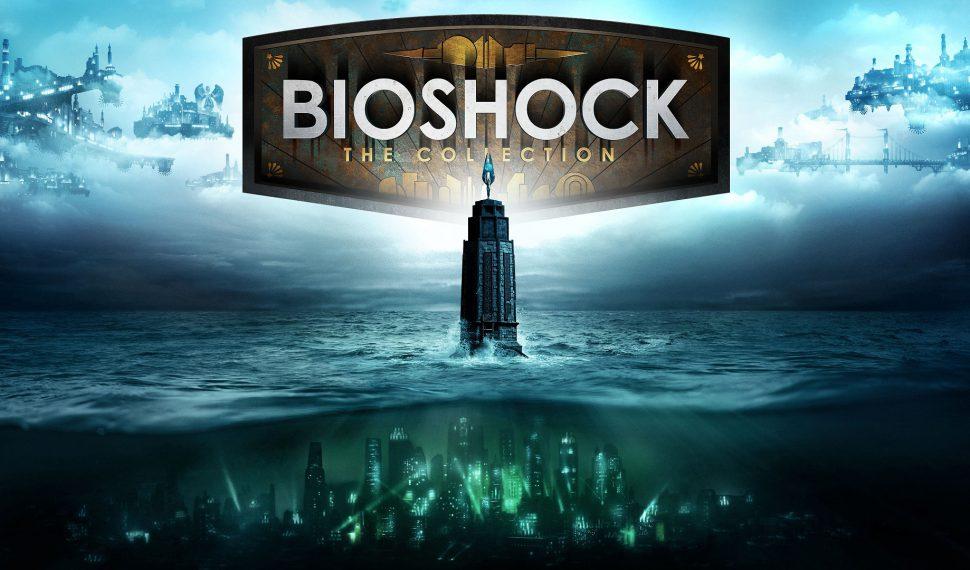 Nuevo tráiler de Bioshock: The Collection