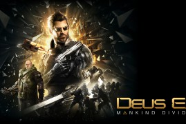 Deus Ex Mankind Divided ya a la venta