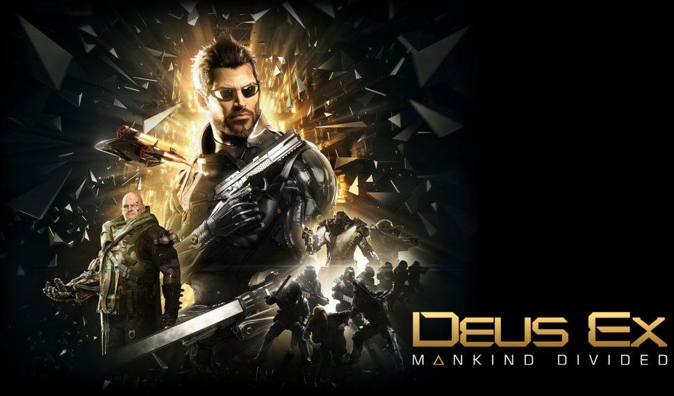 Deus Ex Mankind Divided ya cuenta con soporte de realidad virtual