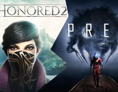 Bethesda muestra Dishonored 2 y Prey en acción en Gamescom 2016