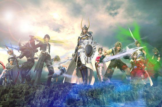 El nuevo escenario de Dissidia Final Fantasy