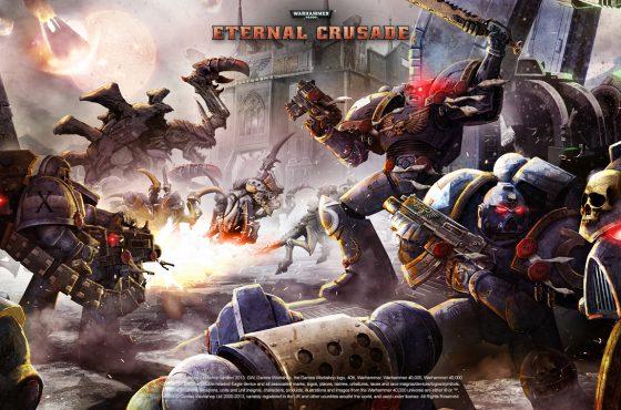 Warhammer 40,000: Eternal Crusade ya tiene fecha de lanzamiento