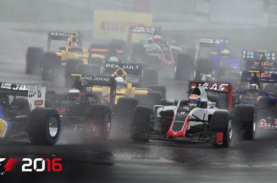 F1 2016 ya está a la venta en PC y consolas