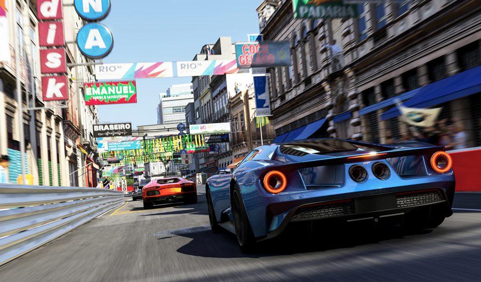 Forza Motorsport 6 gratis para los usuarios de Xbox Live Gold