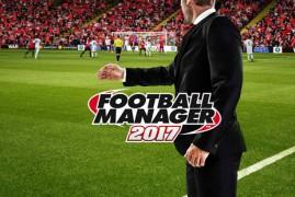 Football Manager 2017 disponible el 4 de noviembre