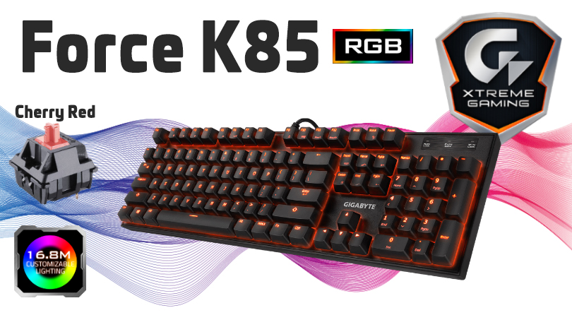 force k85 rgb