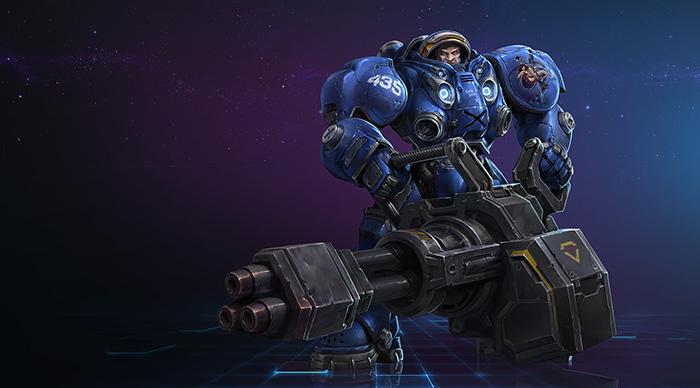 Heroes of the Storm incorporará música de StarCraft