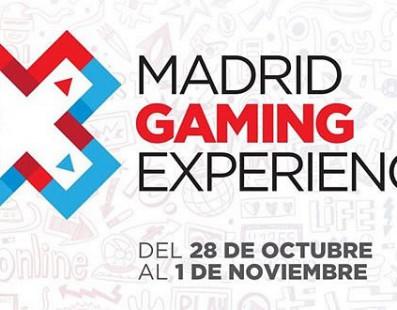 A la venta las entradas de Madrid Gaming Experience