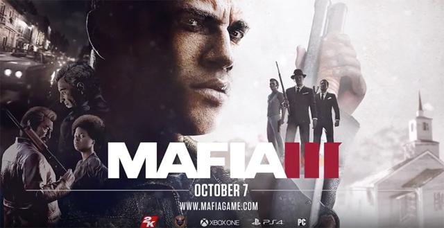 Mafia III lanza un parche para PS4 Pro