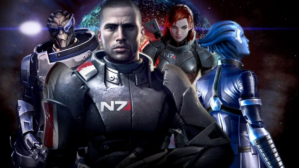 mass effect remasterización