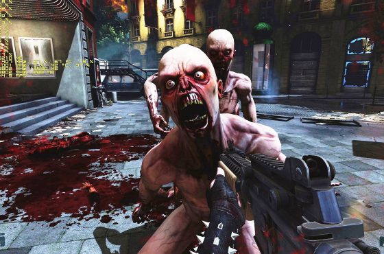 Tráiler de Killing Floor 2 – Gamescom