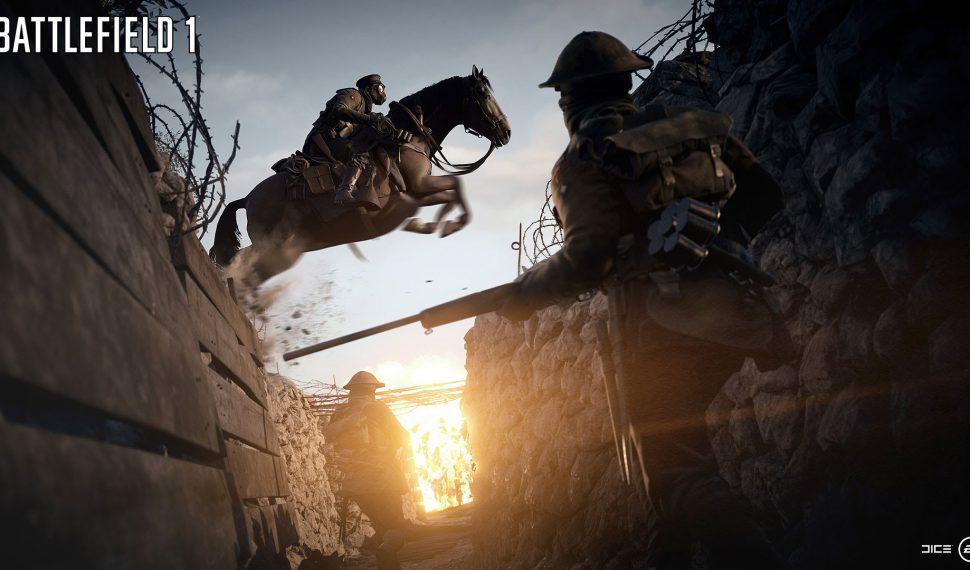 Contenido del Premium Pass de Battlefield 1
