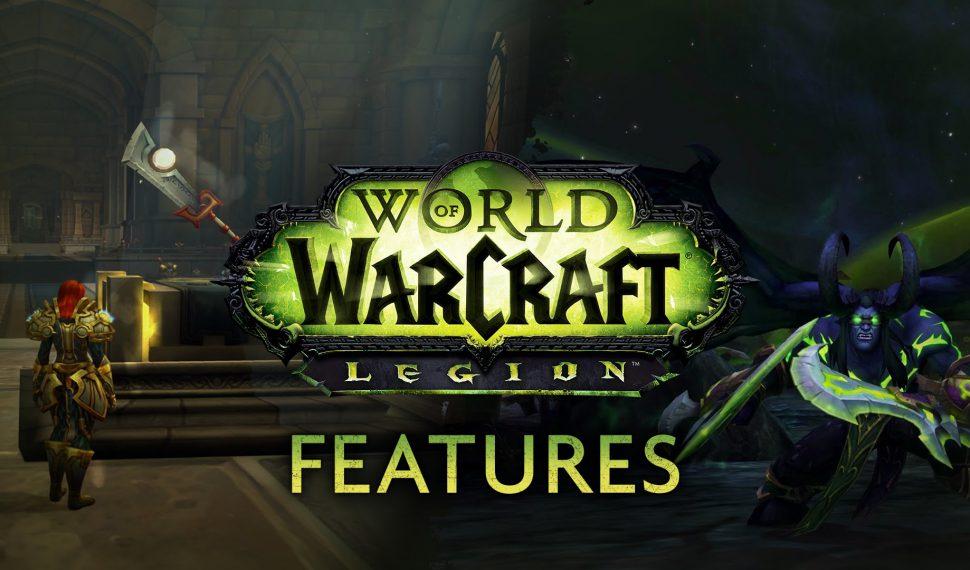 Nuevo tráiler de World of Warcraft: Legion