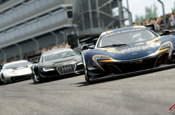 Assetto Corsa ya a la venta para PS4 y Xbox One
