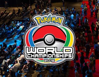 Pokémon World Championships 2016 – Fin de semana de campeonato mundial
