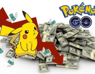 Pokémon GO se desploma y pierde millones de jugadores masivamente