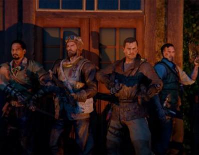 Call of Duty: Black Ops 3 – Salvation ya tiene tráiler