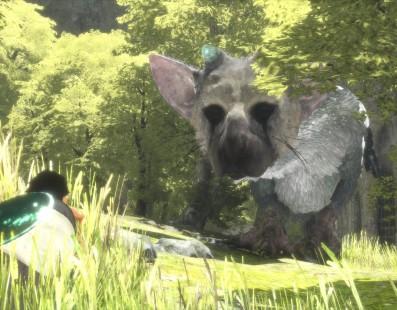 Nuevas capturas de The Last Guardian