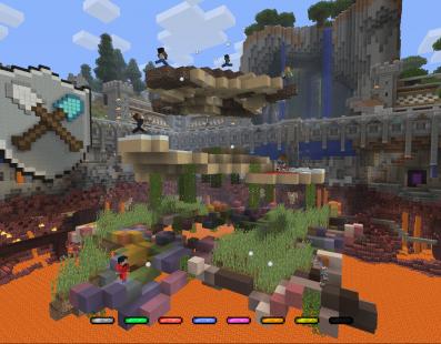 Tumble el nuevo minijuego de Minecraft, una divertida mezcla de acción, puzle y estrategia