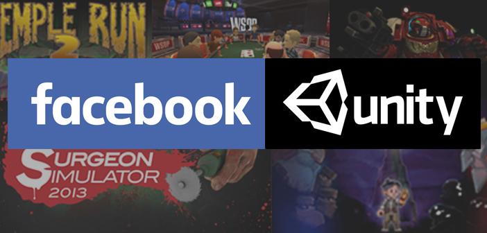 """Facebook se une con Unity para crear una """"nueva plataforma de juego para PC"""""""