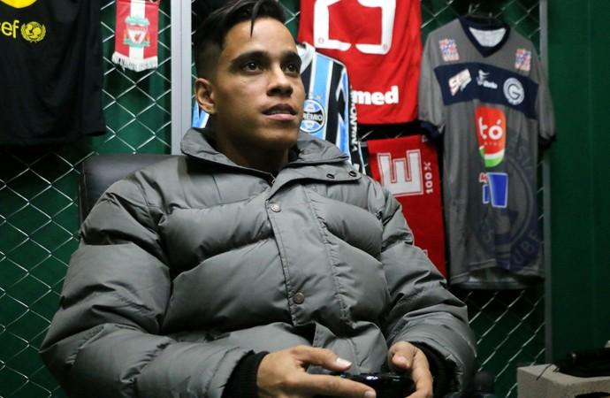Wendell Lira deja el fútbol para dedicarse a los eSports