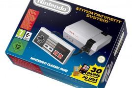 La consola NES Mini se agota en Amazon