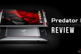 Tablet Acer Predator 8. Review