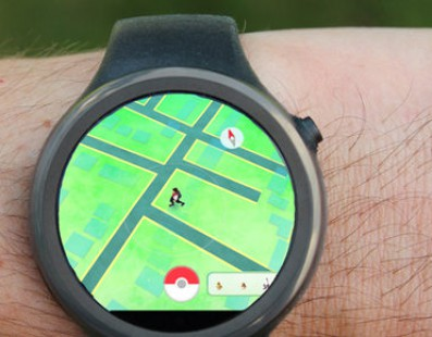 Pokémon GO llegará también a los Smart Watch de Android