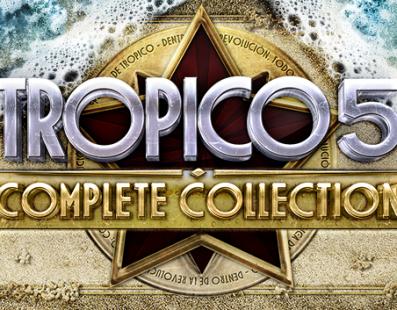 Tropico 5 Complete Collection llega el 30 de semptiembre a PS4