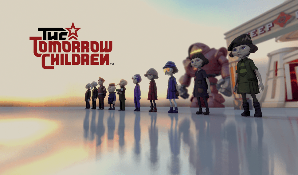 The Tomorrow Children – tráiler de lanzamiento