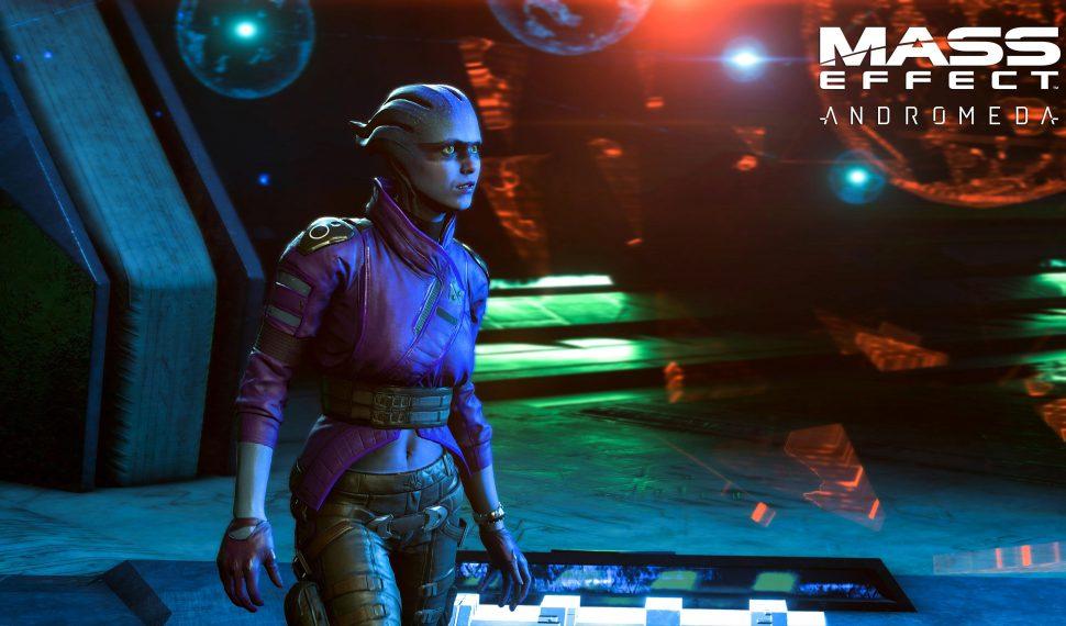 Mass Effect Andromeda deja ver nuevas imágenes en resolución 4K