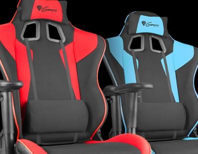 Natec Genesis lanza su nueva silla gaming SX77