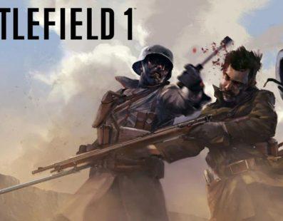 Battlefield 1 recibirá actualizaciones y novedades mensualmente