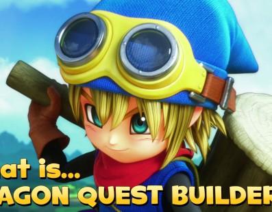 Dragon Quest Builders presenta demo para PS4 y PS Vita