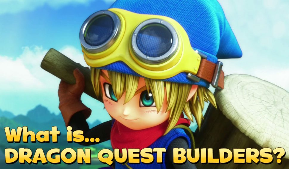 Dragon Quest Builders presenta demo para PS4 y PS Vita