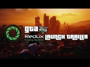 El mod GTA5 Redux para GTA V ya está disponible